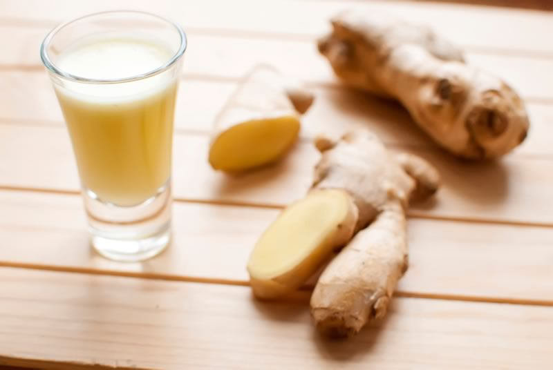 Ginger Drink for Headaches