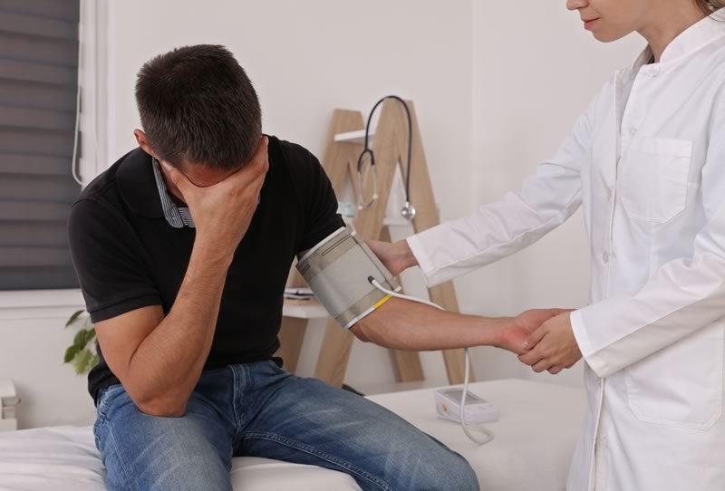 Hypertension Headache